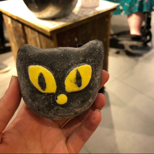 Bewitched bubble bar